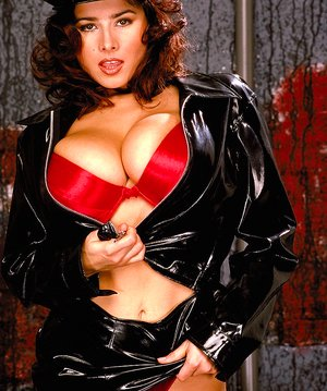 Boobs in Latex Pictures