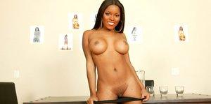 Nude Black Boobs Pictures