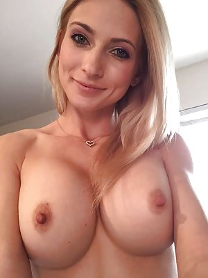 Naked Boobs Selfies Pictures