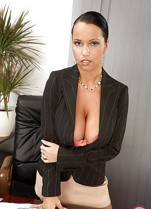 Nude Boobs in Office Pictures