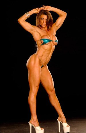 Busty Fitness Girl Pictures